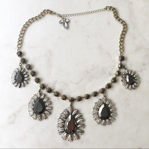 Jewelry - Statement CZ necklace